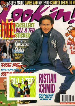1992-04-18 Look-In 1 cover