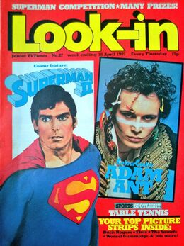 1981-04-18 Look-In 1 cover