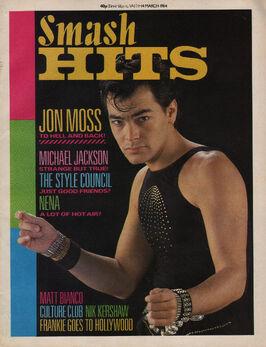 1984-03-01 Smash Hits 1 cover