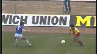 Everton 2-0 Watford 1984 FA Cup Final