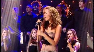 Leona Lewis - A Moment Like This (Top of the Pops Christmas 2006)