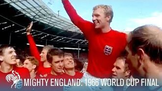 England v West Germany- 1966 World Cup Final - British Pathé