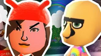 THE FIRST ARGUMENT!! - Tomodachi Life -5
