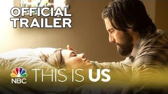 THIS IS US Official Trailer NBC Fall Shows 2016