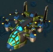 Titan Gunship