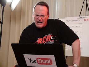 Jim cornette youshoot