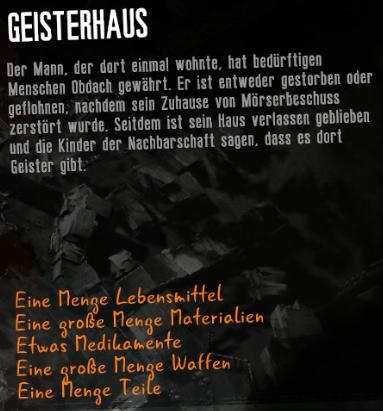 Geisterhaus | This War of Mine Wikia | FANDOM powered by Wikia