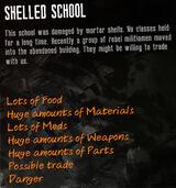 Shelled School