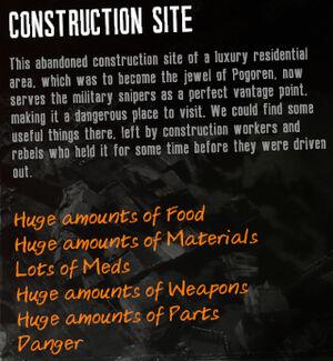 ConstructionSiteDesc