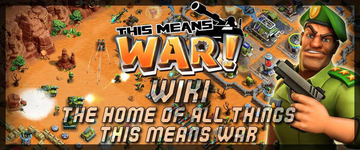 This Means WAR msin page banner!