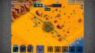 This Means WAR! Campaign Playthrough - Bunker Bonanza