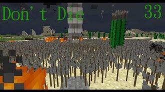 Don't Die Minecraft 33 Mourning a Legend!