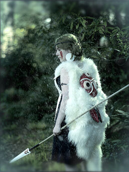 05-princess mononoke by ed tan 01 da by hylianjean-d60dhye 00000