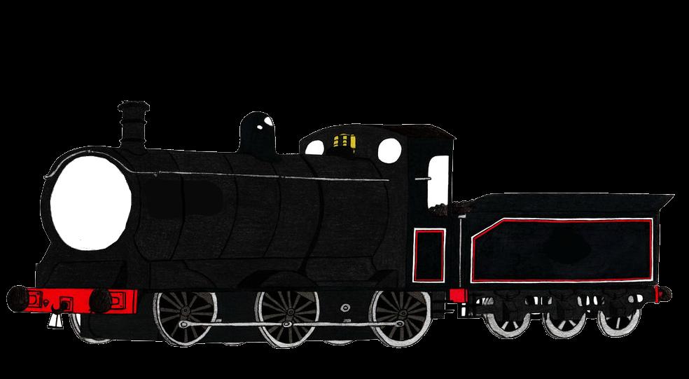 Slender Engine | Thomas And Friends Custom Characters Wiki | FANDOM