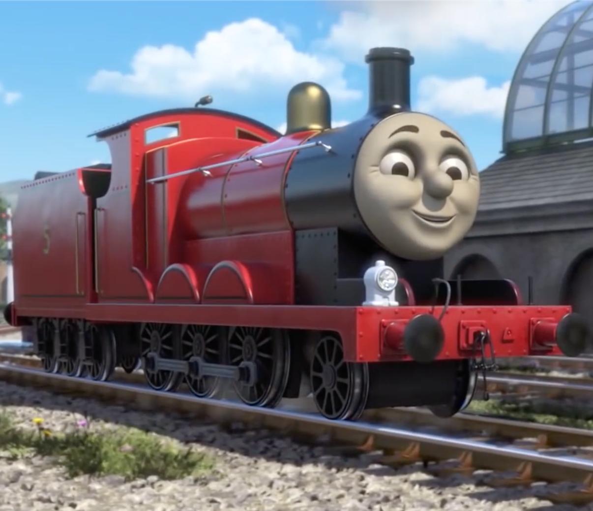 James | Thomas and Friends Fan Fiction Wiki | FANDOM ...