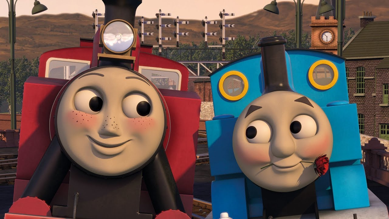 Thomas and Rosie   Thomas and Friends relationships Wiki