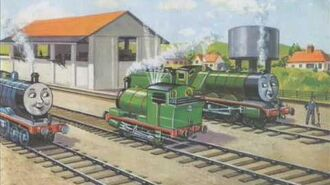 Trouble In The Shed (Railway Series