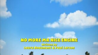 No More Mr. Nice Engine-(UK)