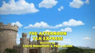 The Afternoon Tea Express-(UK)