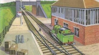 Percy Runs Away (Railway Series)
