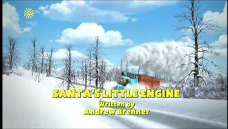 Santa's Little Engine-(UK)