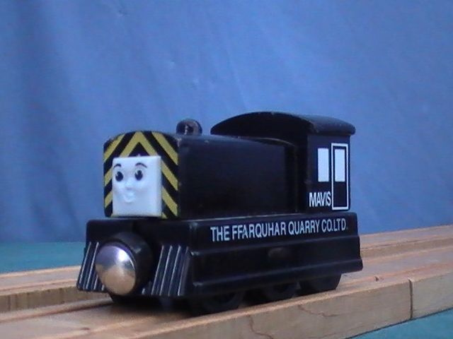 Mavis Thomas And Friends Wooden Railway Crew Wiki Fandom