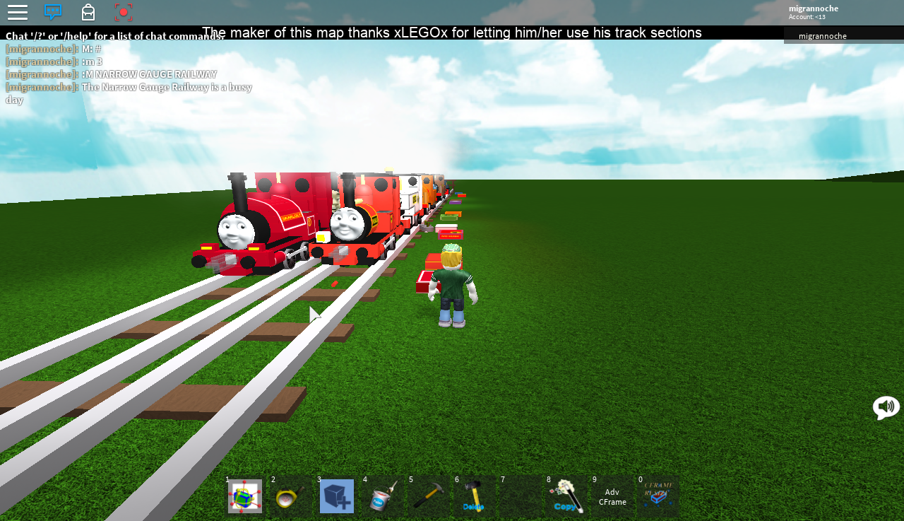 Rheneas and Thomeneas | Thomas and his Friends (ROBLOX) Wiki
