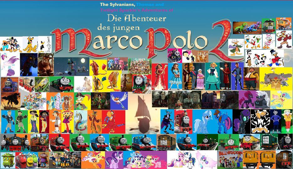 Image - The Sylvanians\' Adventures of The Young Marco Polo 2 (Season ...