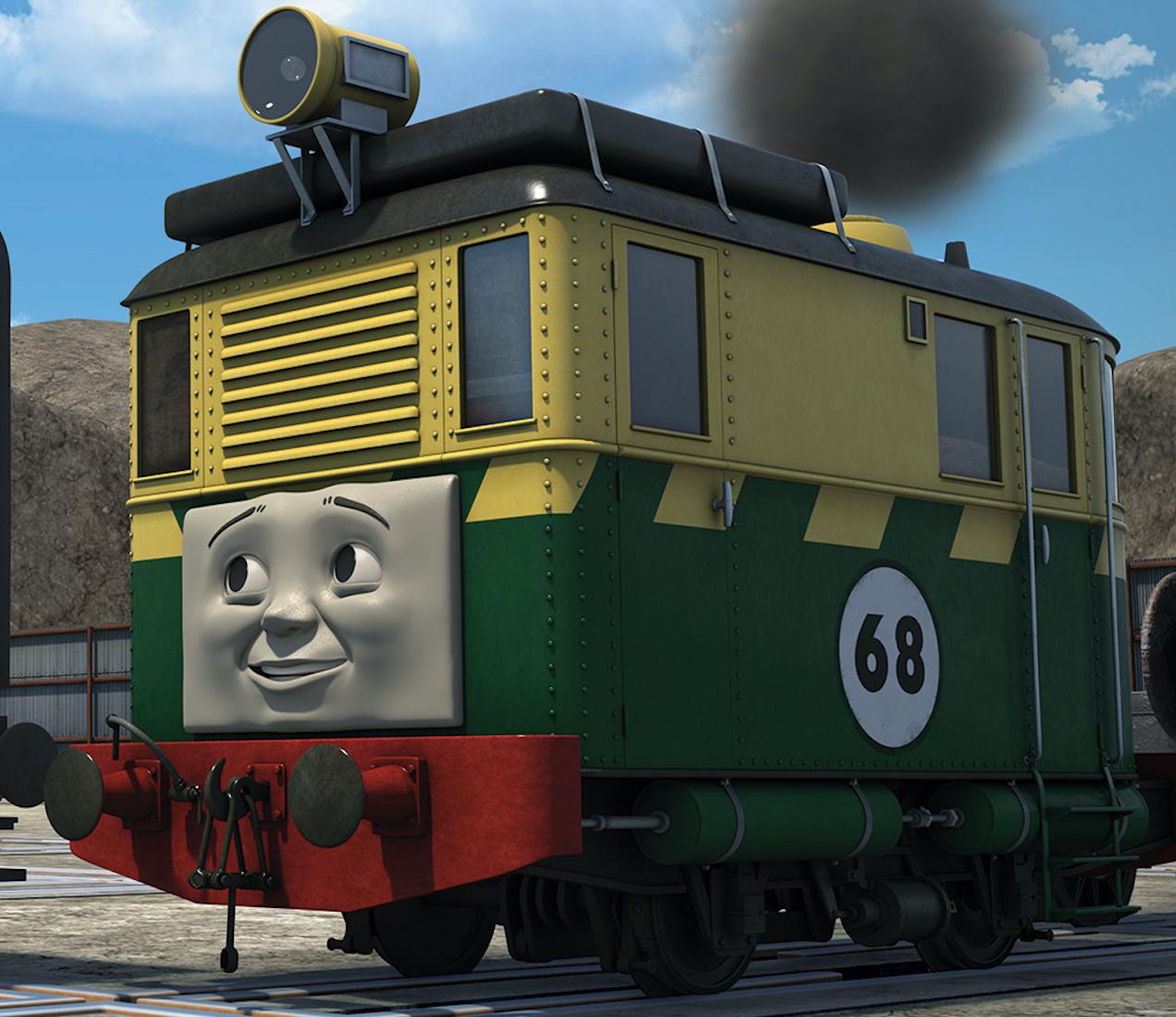 Philip | Thomas and Twilight Sparkle's Adventures Wiki
