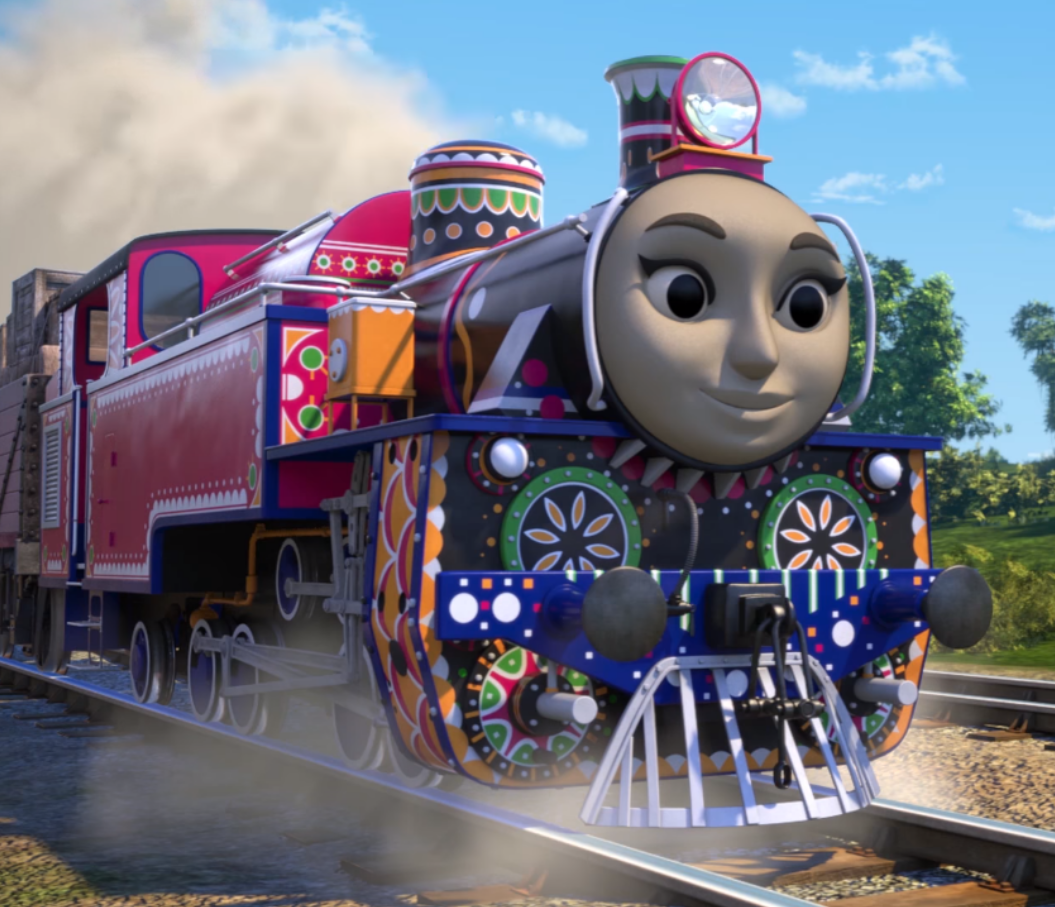 Ashima | Thomas and Twilight Sparkle's Adventures Wiki | FANDOM