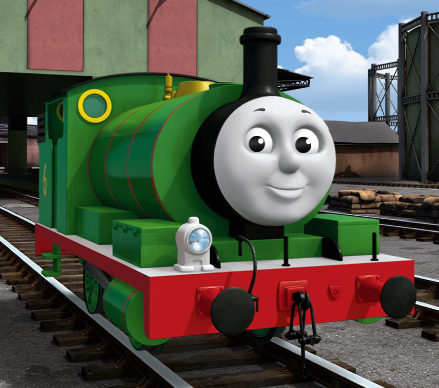 Image result for cgi percy