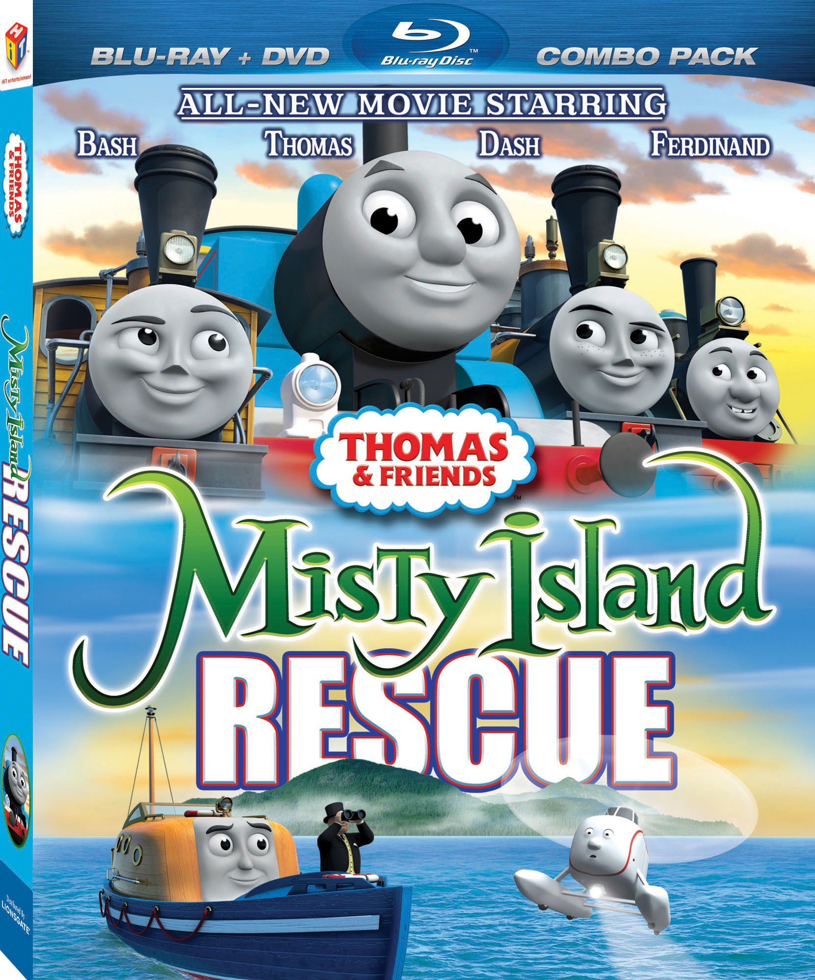 Misty Island Rescue | Thomas & Friends C.G.I Series Wiki | FANDOM ...