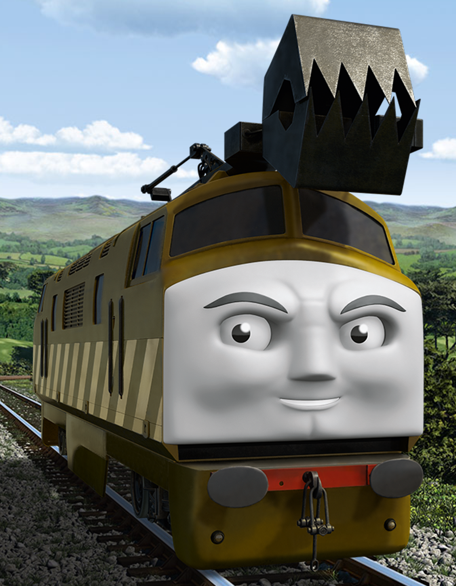 Diesel 10 thomas friends cgi series wiki fandom powered by wikia diesel 10 thecheapjerseys Image collections