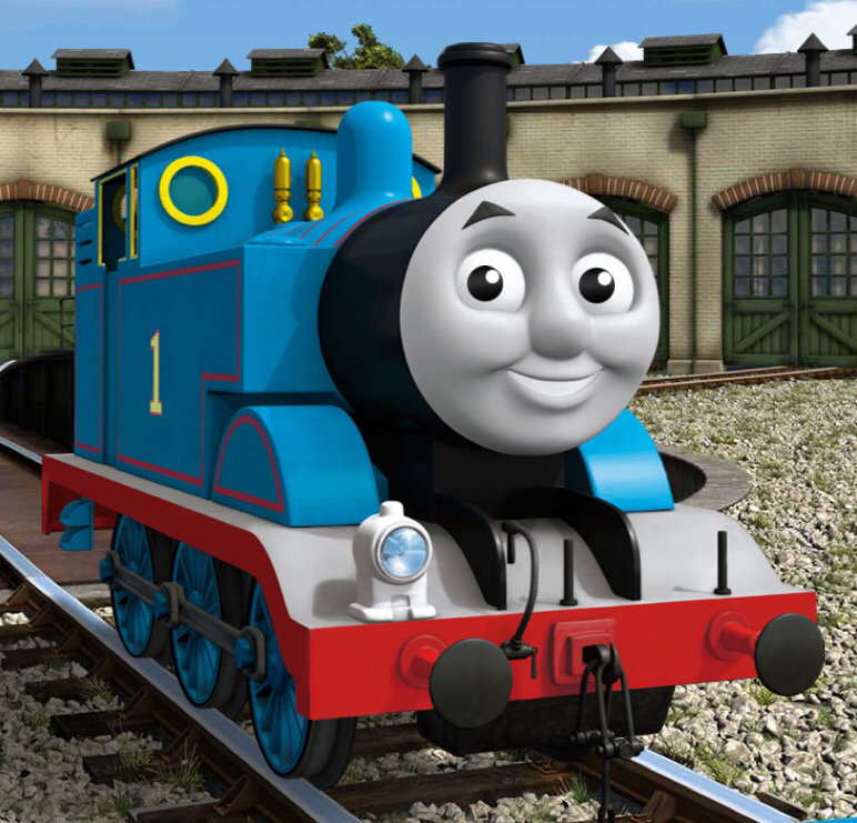 Image result for cgi thomas