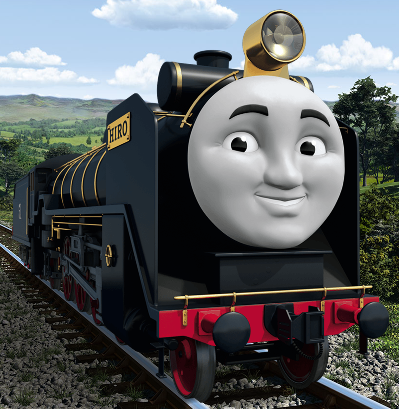 Thomas and Friends Take N Play TALKING SPENCER WITH TENDER loose