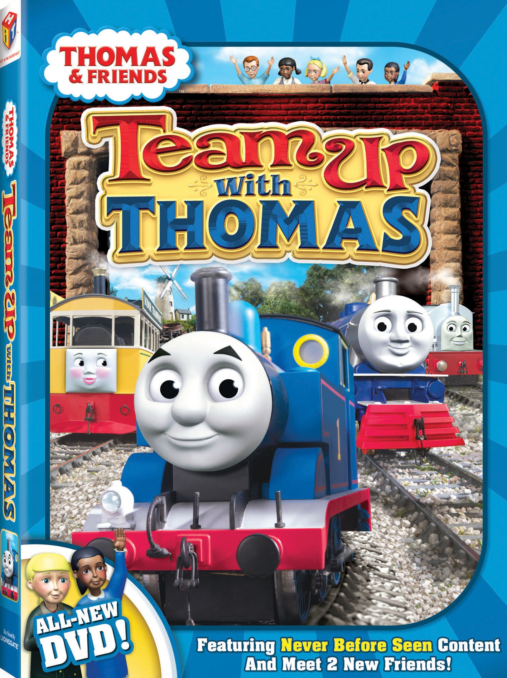Team Up With Thomas Team Up With