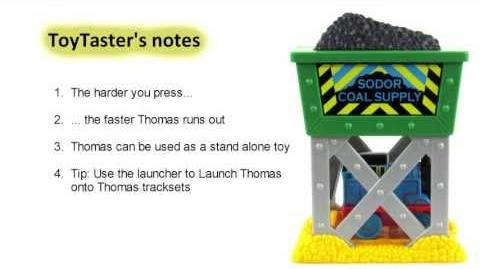 Fisher Price Thomas and Friends Coal Hopper Launcher