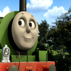 Percy in the thirteenth season