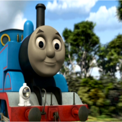 Thomas in Hero of the Rails