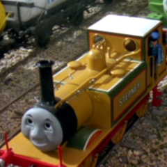 Stepney in the sixth season