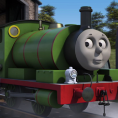 Percy in the twentieth season