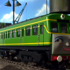 Daisy in Calling All Engines!