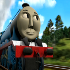 Gordon in King of the Railway