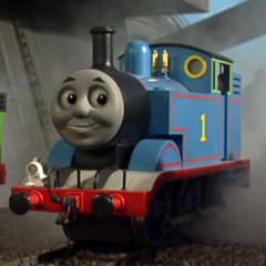 Thomas in Calling All Engines!