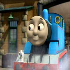 Thomas in the thirteenth season