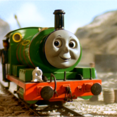 Percy in the fifth season