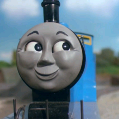 Edward in the third season