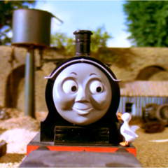 Donald in the fifth season