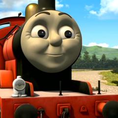 James in the eighteenth season