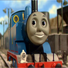 Thomas in the eighth season